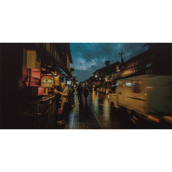 Wanddecoratie City Life 007 118x70cm