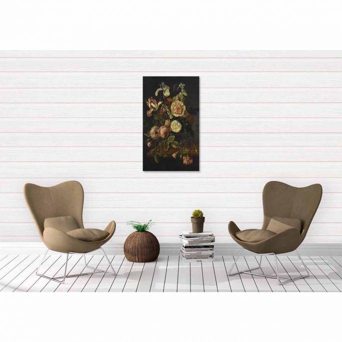 Wanddecoratie Dutch Masters 007 70x118cm