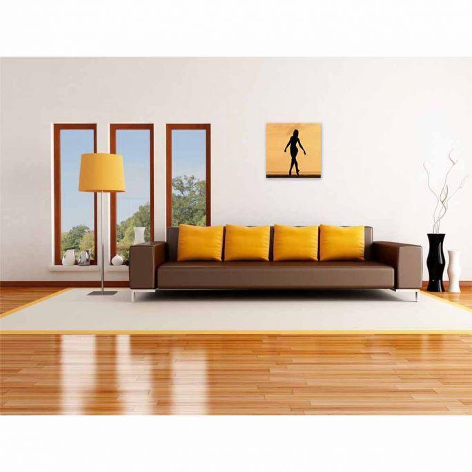 Wanddecoratie Moves 015 74x74cm
