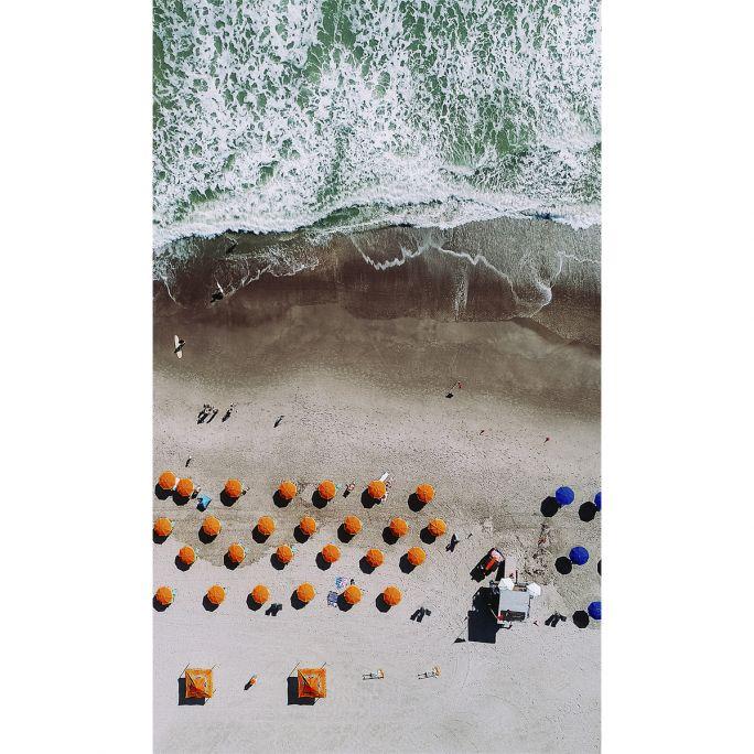 Wanddecoratie Summer Time 002 70x118cm