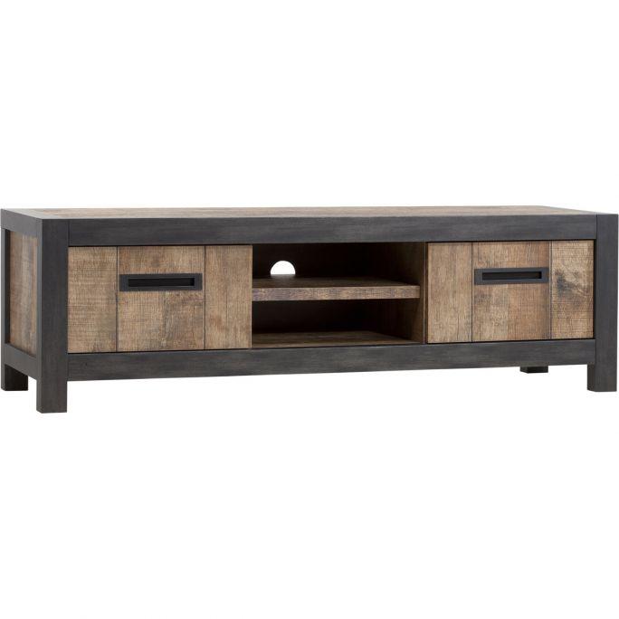 TV meubel Coruna 2 deuren en 2 vakken