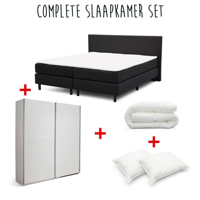 Complete slaapkamerset Susan