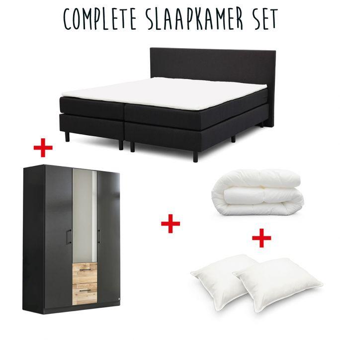 Complete slaapkamerset Panama
