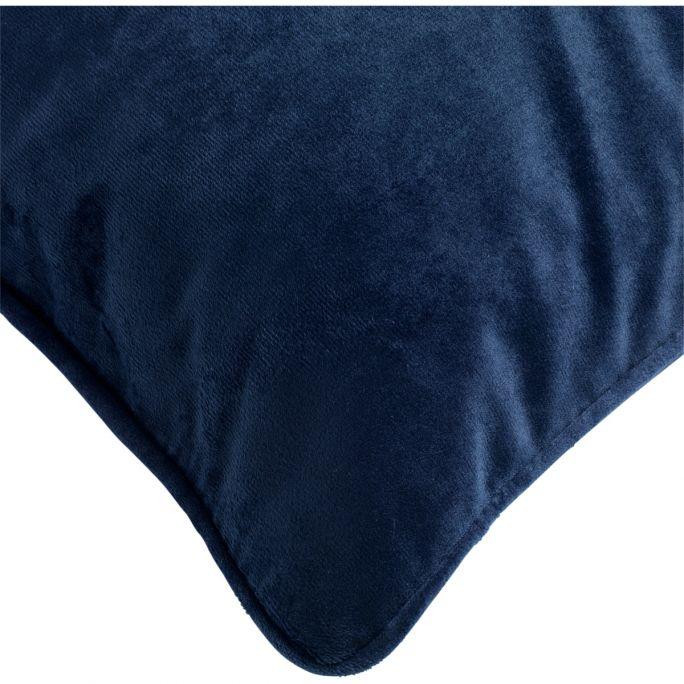 Kussen Finn 45x45 donkerblauw