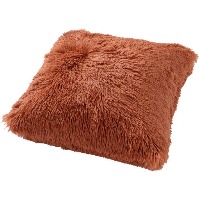 Kussen Fluffy 45x45 Clay