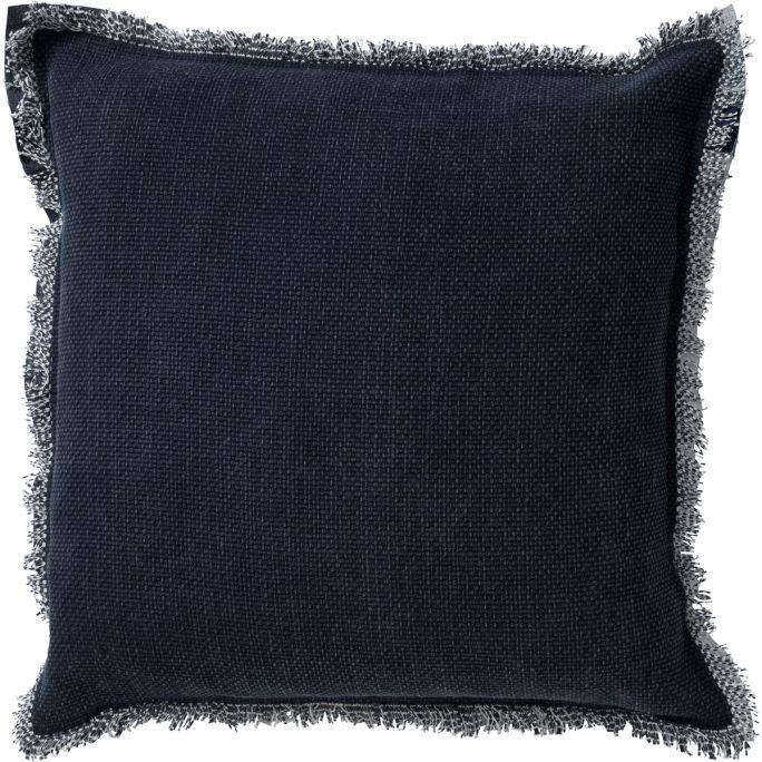 Kussen Burto 45x45 donkerblauw