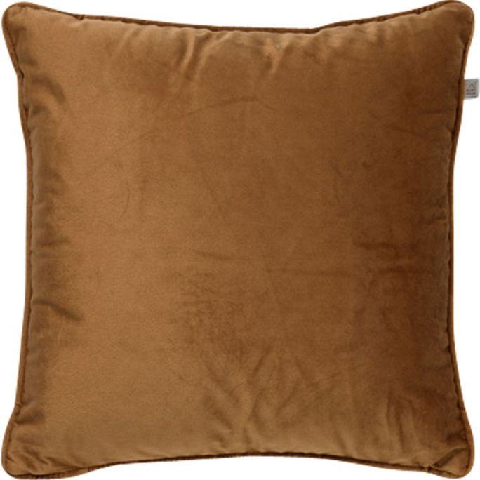 Kussen Finn 45x45 cm Tobacco Brown