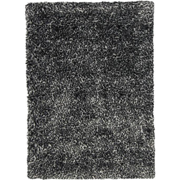 Vloerkleed Rawr grijs 160x230
