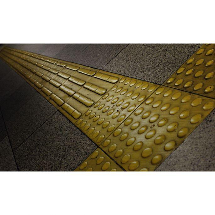 Wanddecoratie Rhythm of the City 029 118x70cm