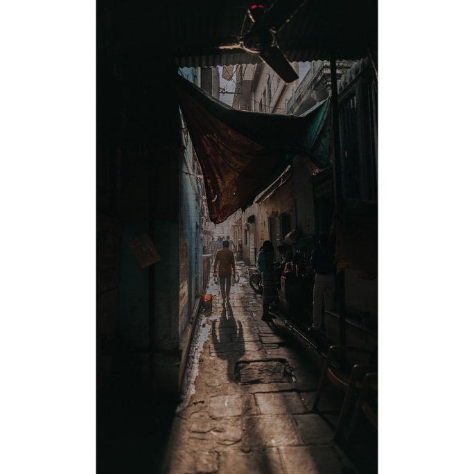 Wanddecoratie Travel Stories 016 70x118cm
