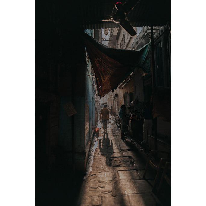 Wanddecoratie Travel Stories 016 98x148cm