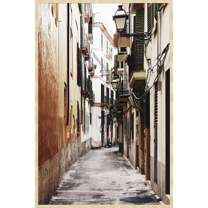 Wanddecoratie Travel Stories 020 98x148cm