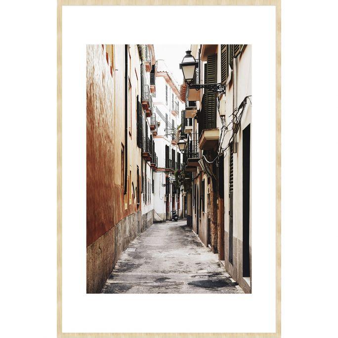 Wanddecoratie Travel Stories 020B 98x148cm