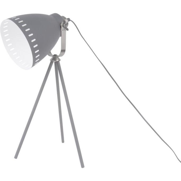 Tafellamp Mingle 3-poot grijs