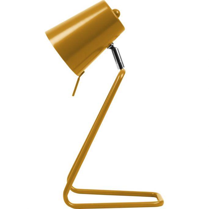 Tafellamp Z okergeel