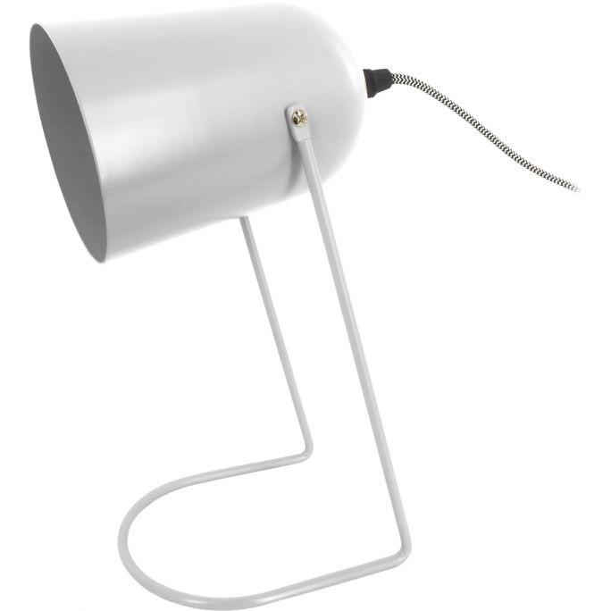 Tafellamp Erla wit