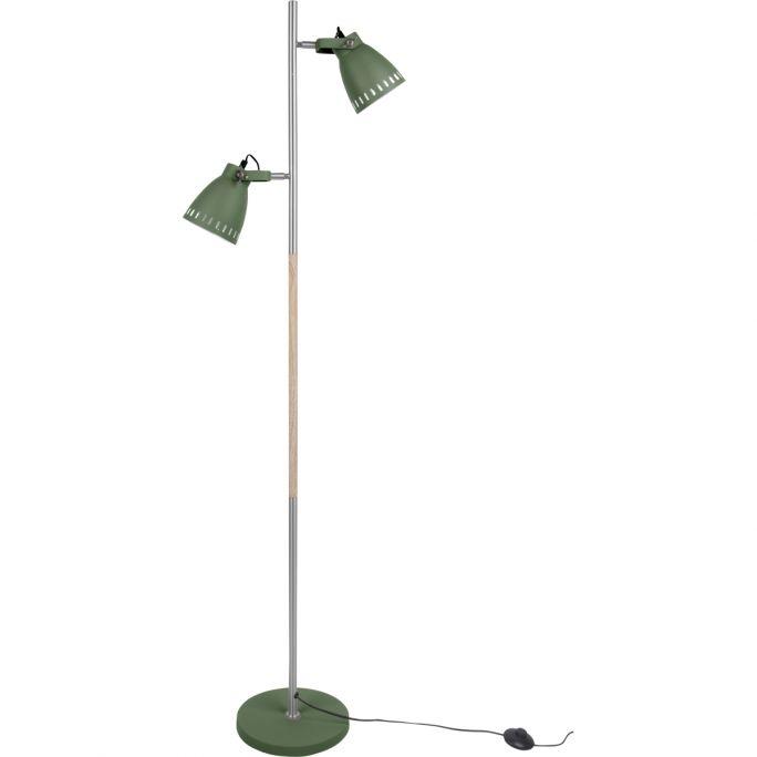 Vloerlamp Mingle groen