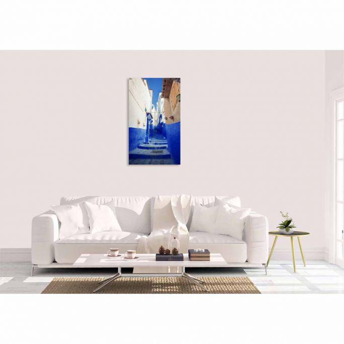 Wanddecoratie Travel Stories 029 70x118cm