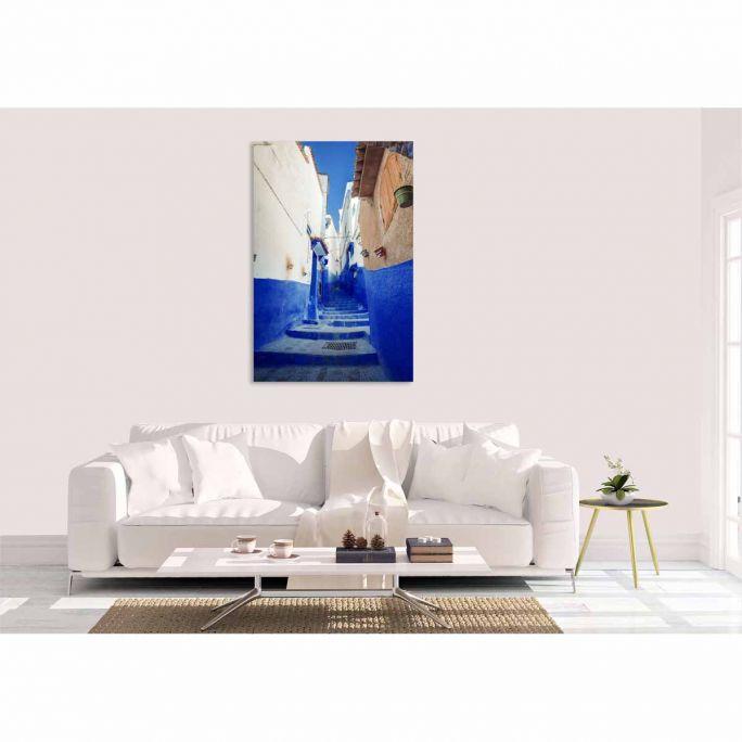 Wanddecoratie Travel Stories 029 98x148cm