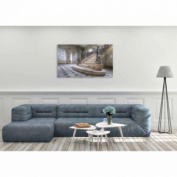 Wanddecoratie Travel Stories 030 118x70cm