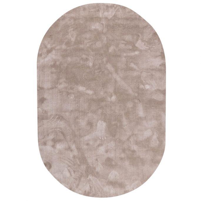 Vloerkleed Cowan ovaal grijs 21