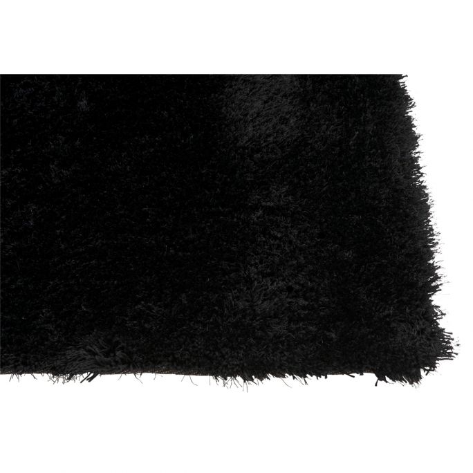 Vloerkleed Vernissage ovaal zwart 25