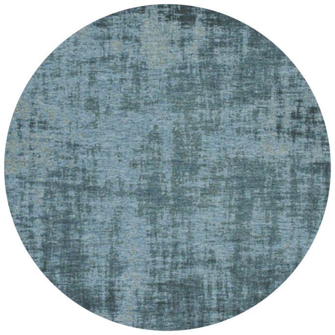 Vloerkleed Rovinj rond lichtblauw 33