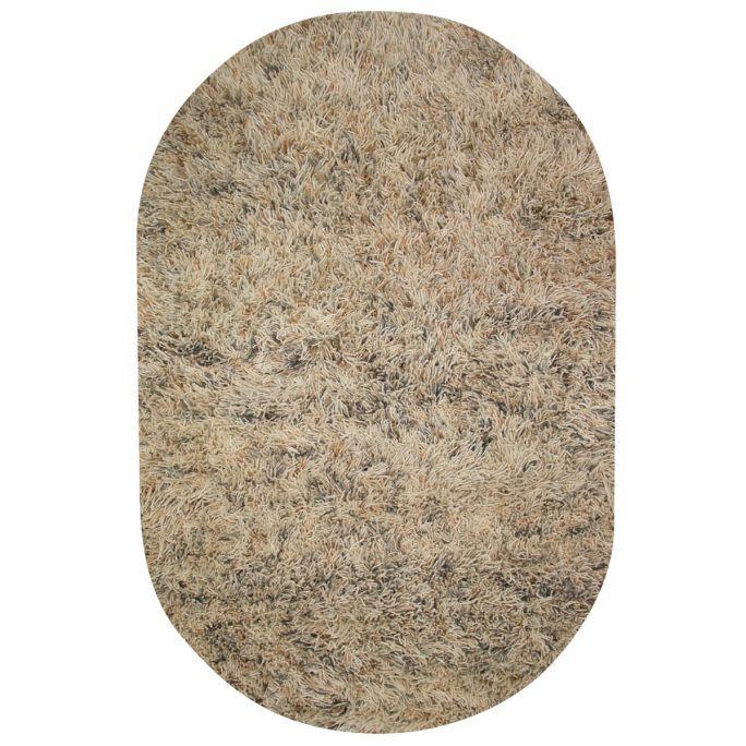 Vloerkleed Revan ovaal beige/grijs 21