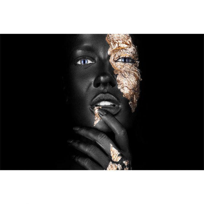 Wanddecoratie Noir Goldest 180x120cm