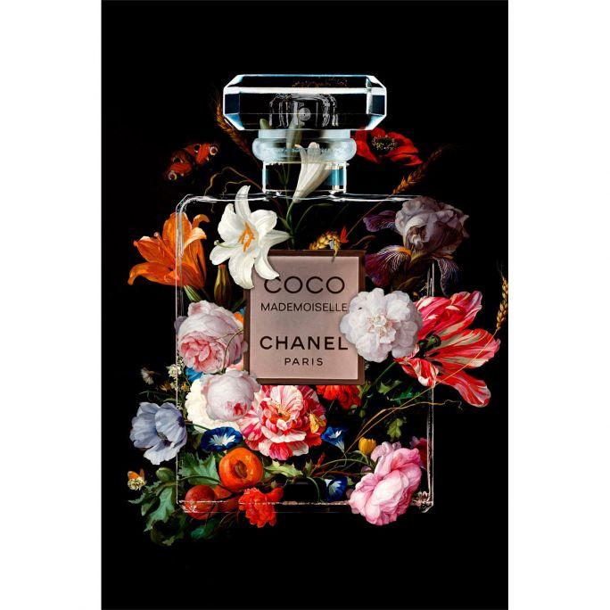 Wanddecoratie The Perfume Collection VI 120x180cm