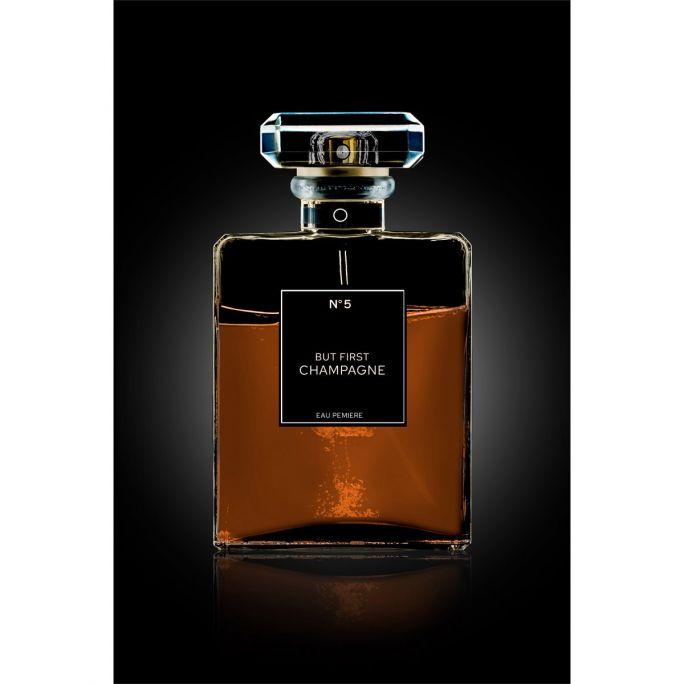 Wanddecoratie The Perfume Collection III 100x150cm