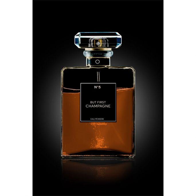 Wanddecoratie The Perfume Collection III 80x120cm