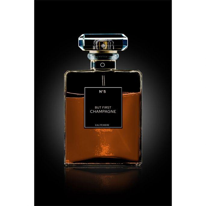 Wanddecoratie The Perfume Collection III 90x135cm