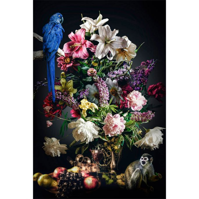 Wanddecoratie The Still Life Collection III 90x135cm