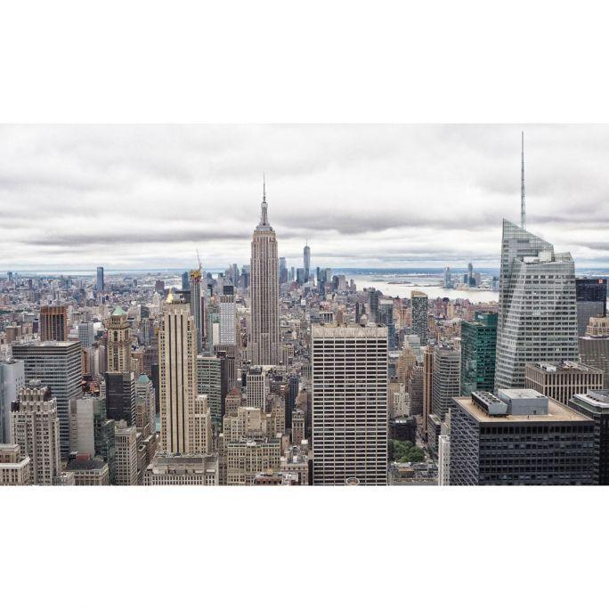 Wanddecoratie City life 029 118x70cm