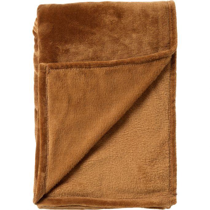 Plaid Charlie 200x220 Tabacco Brown