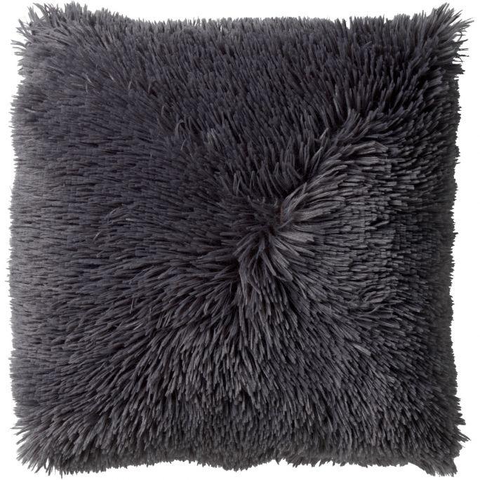 Kussen Fluffy 45x45 Charcoal