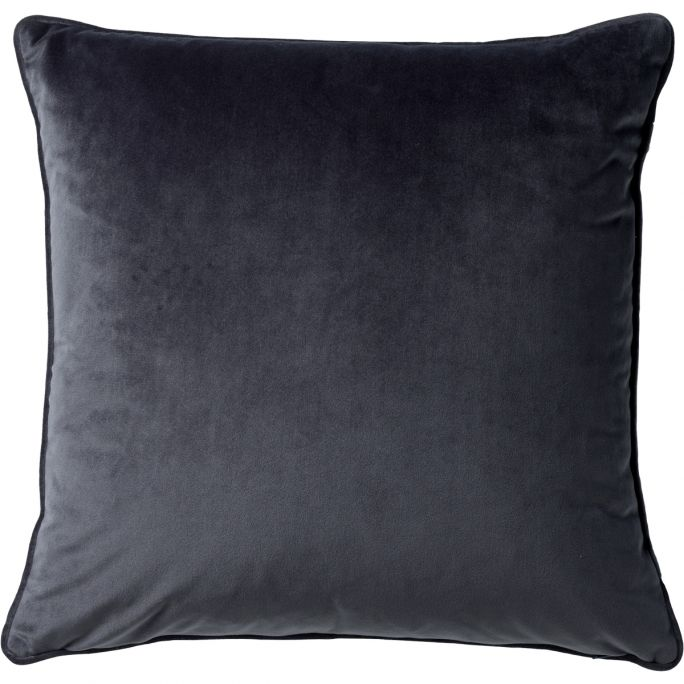 Kussen Finn 60x60 charcoal gray