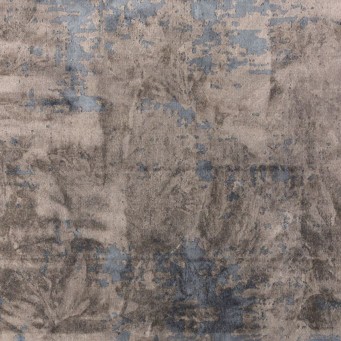 Vloerkleed Rousseau blauw 36