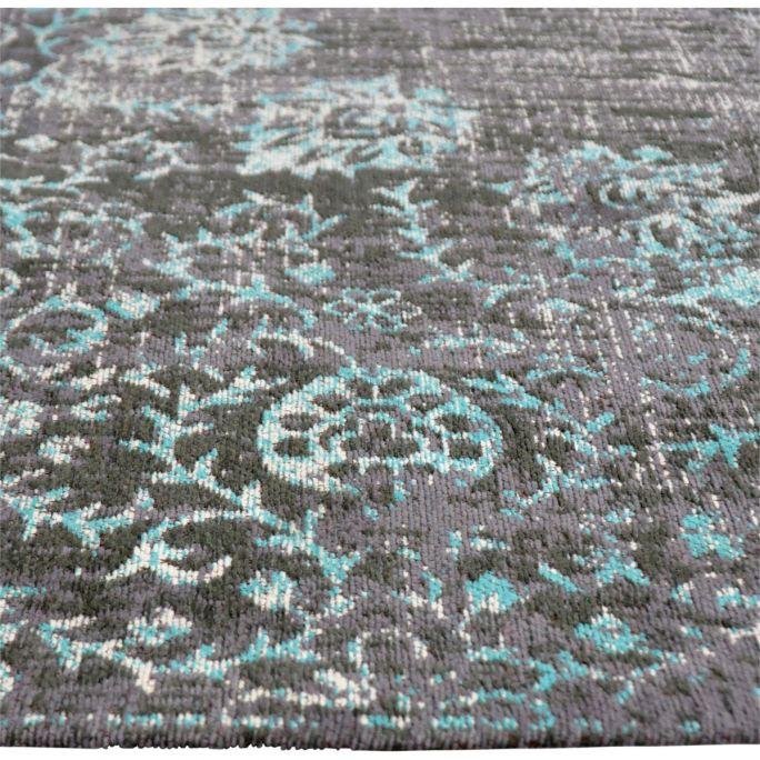Karpet Afra Blauw Grijs 160x230
