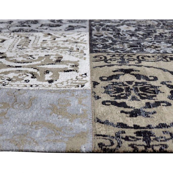 Karpet Dewi Antraciet 160x240