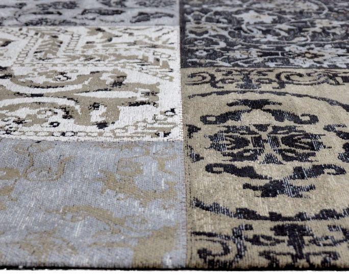 Karpet Dewi Antraciet 200x290