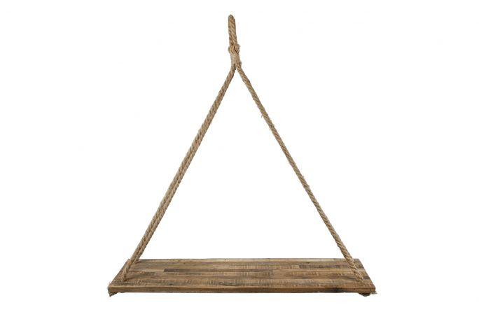 Wandplank Rope L