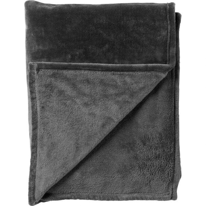 Plaid Charlie 200x220 Charcoal Gray