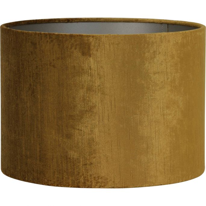 Lampenkap Gemstone 40x40x30cm goud
