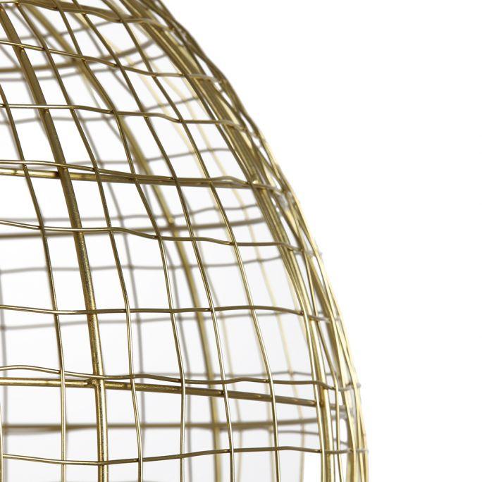 Hanglamp Mik 55cm doorsnee goud