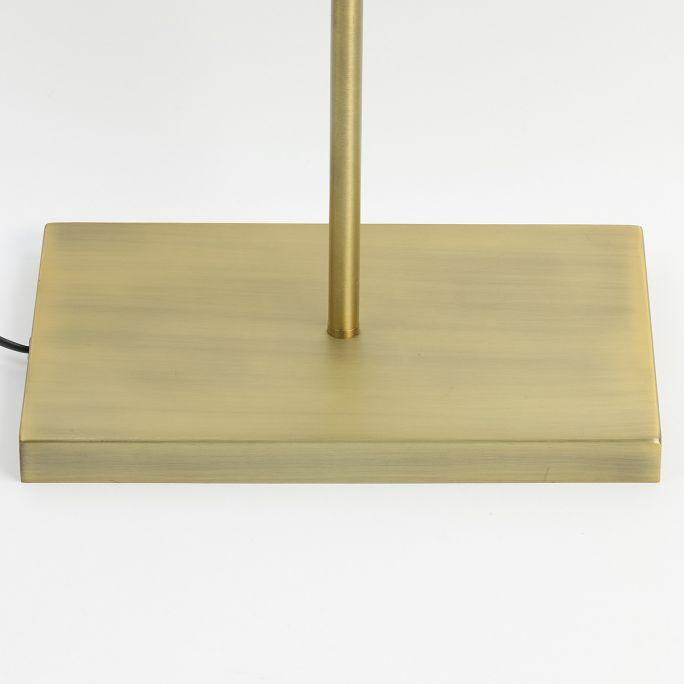 Vloerlamp Presly antiek brons