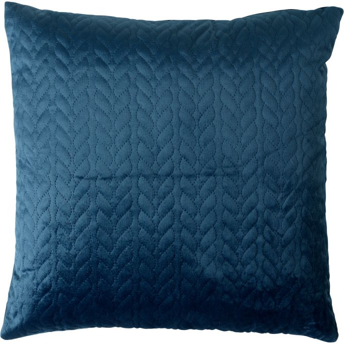 Kussen Hilko 45x45 blauw