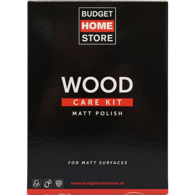 Matt Polish Wood Care Kit