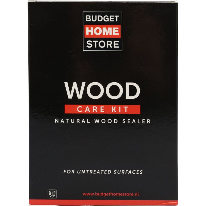 Natural Woodsealer  Wood Care Kit